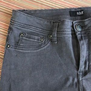 A.n.a. Stretchy Skinny Jeans (Gray)